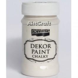 Peinture acrylique à la chaux 100 ml